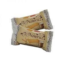 شکلات ویفری نوروز نیم کیلو