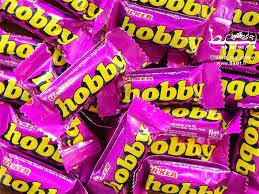 شکلات هوبی نیم کیلو