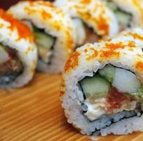 سوشی کاسپین رول (هشت تکه)
