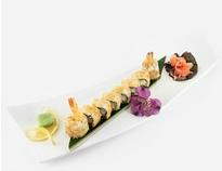 سوشی شریمپ تمپورا رول (هشت تکه)