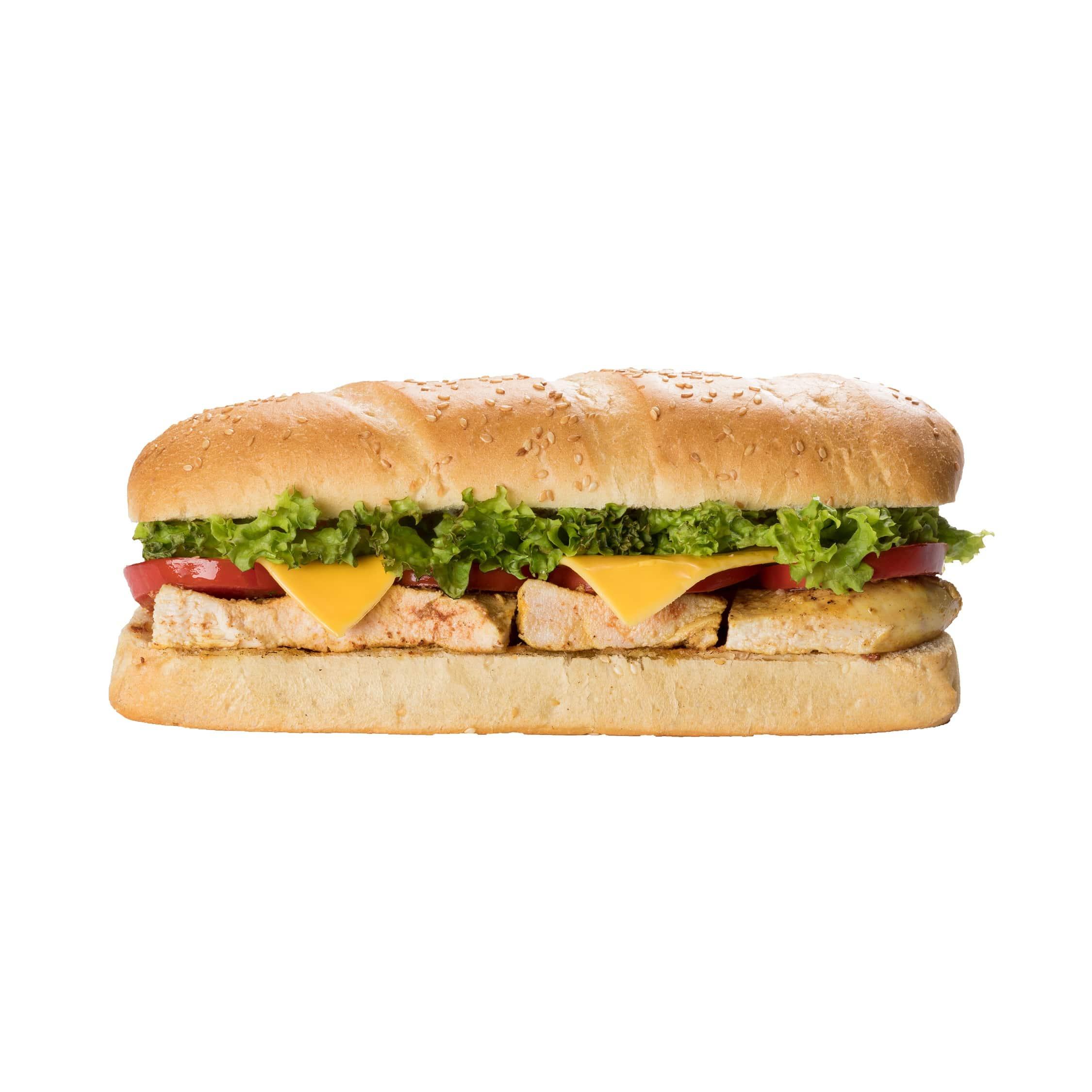 ساندویچ فیله بوقلمون