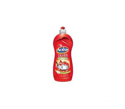 مایع ظرفشویی سری سیلور 750 گرمی اکتیو
