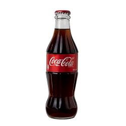 نوشابه شیشه ای کوکا کولا