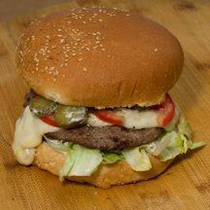 همبرگر مخصوص ویژه