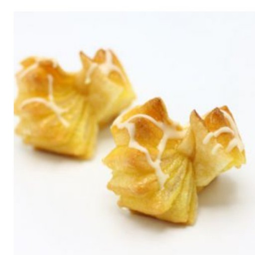 شیرینی پاپیون کره ای