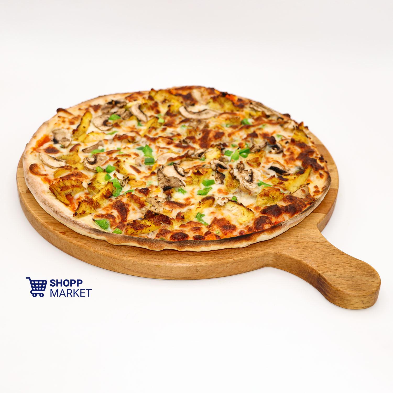 پیتزا مرغ طلایی