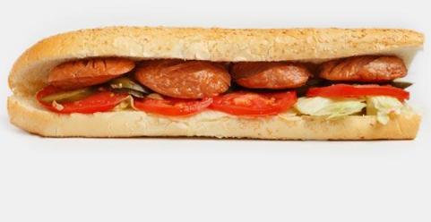 ساندویچ بلغاری