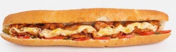 ساندویچ بندری ویژه