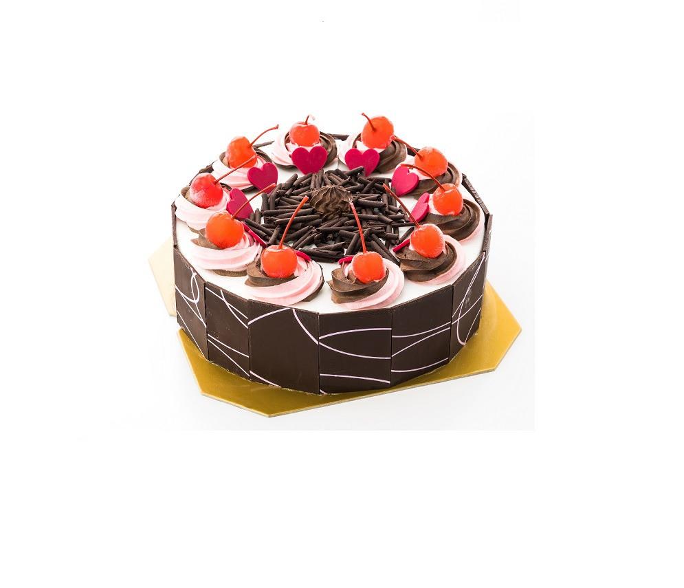 کیک شکلاتی 1 کیلویی