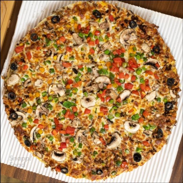 پیتزا مخصوص فرشاد