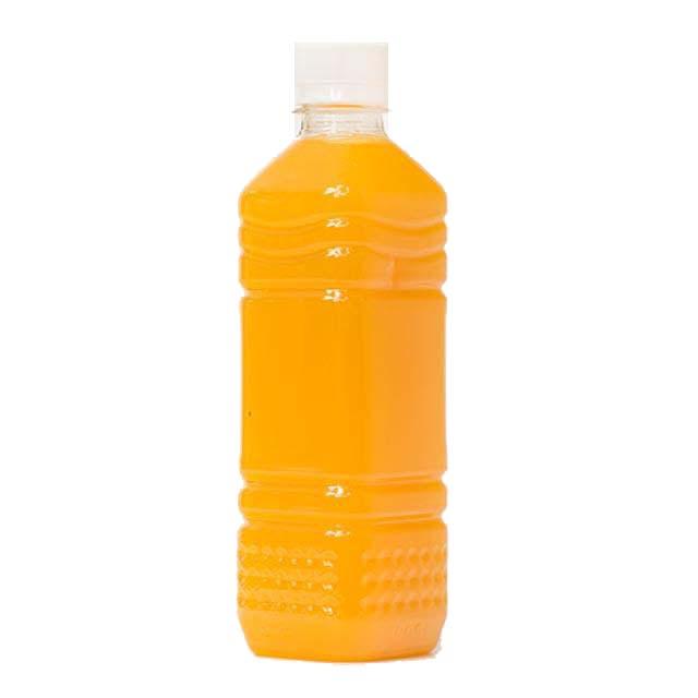 آب پرتقال نیم لیتری