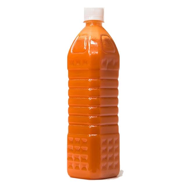 آب هویج یک لیتری