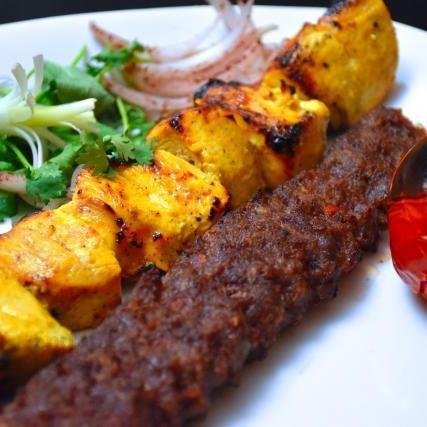 خوراک کباب وزیری