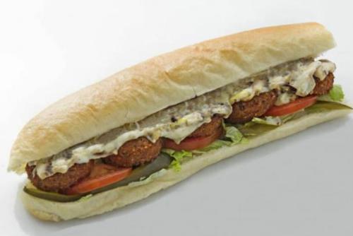 ساندویچ فلابرگر