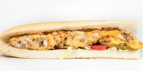 ساندویچ مرغ ویژه