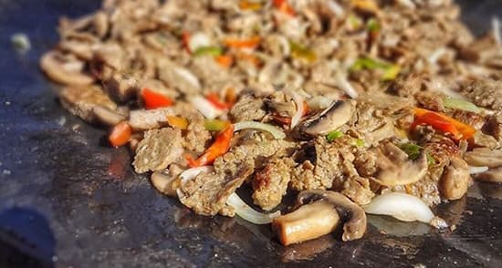 کباب ترکی مخلوط