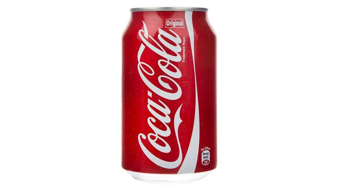 کوکاکولا قوطی