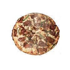 پیتزا مخصوص استیک یک نفره