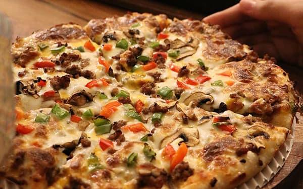 پیتزا مولتی میت دو نفره