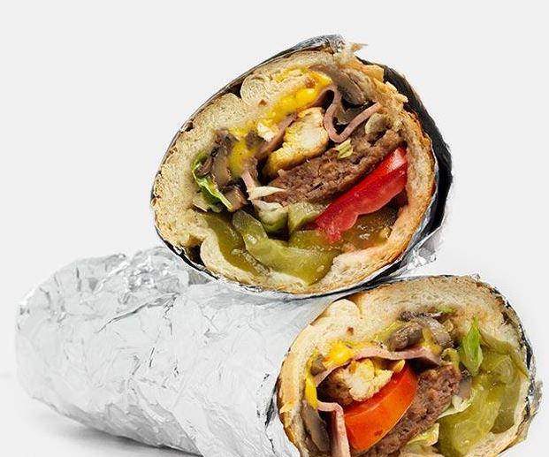ساندویچ ویژه یونانی