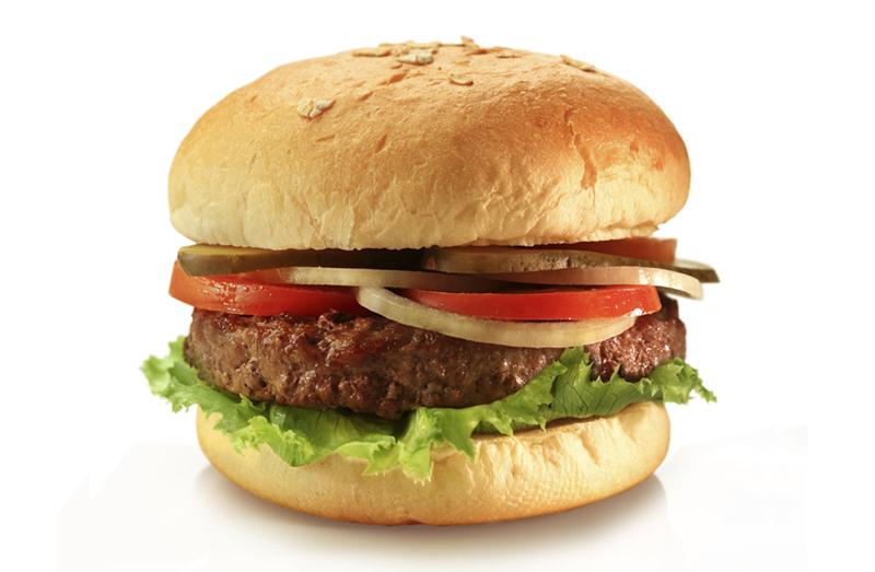 همبرگر ویژه