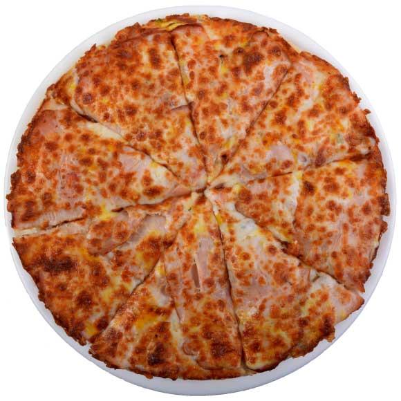 پیتزا پپرونی تک نفره