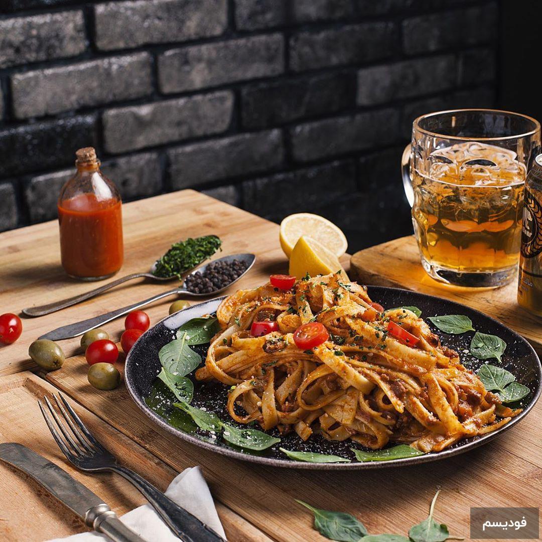 اسپاگتی راک ویژه