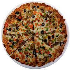 پیتزا سبزیجات دونفره