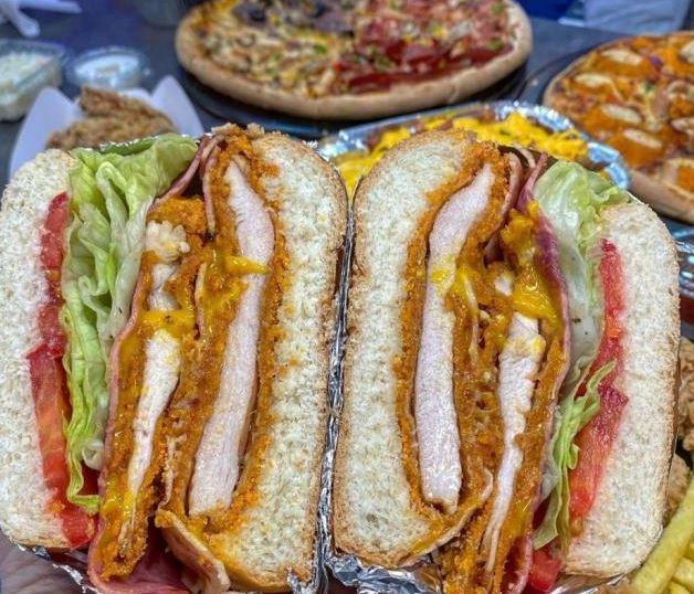 ساندویچ ویژه حس خوب