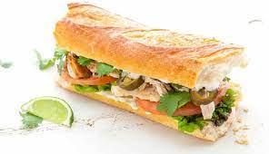 ساندویچ فیله مرغ ویژه
