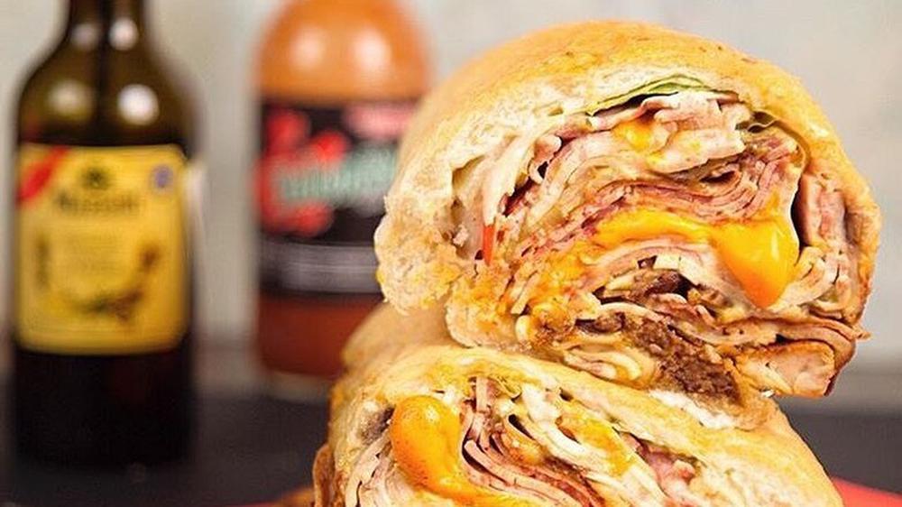 ساندویچ ویژه زاپاتا