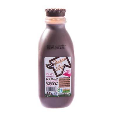 شیر کاکائو 1.5% چربی 945 میلی لیتری پاژن