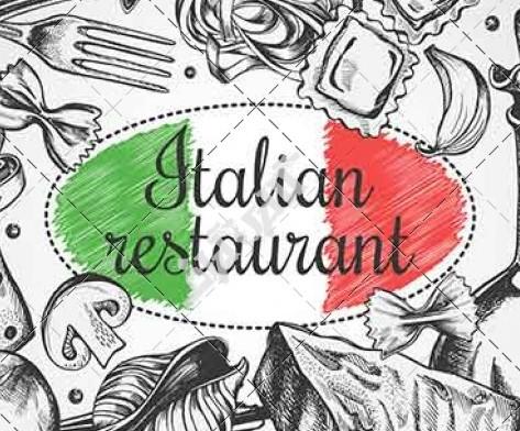 غذای ایتالیایی تام