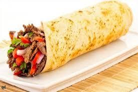 شاورما گوشت
