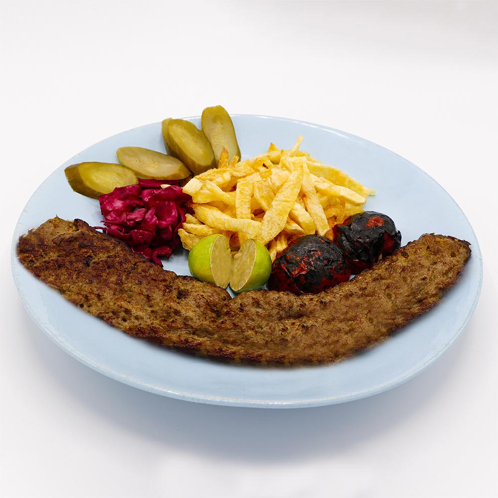 خوراک کباب بناب