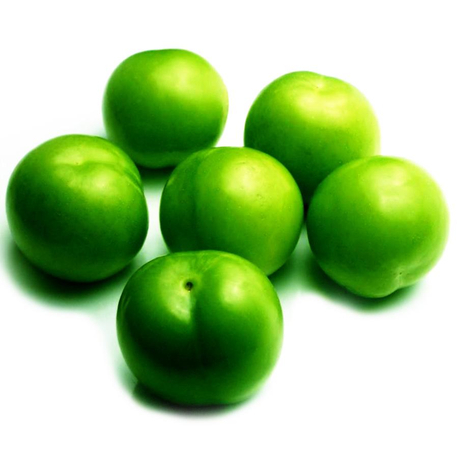 گوجه سبز برغان