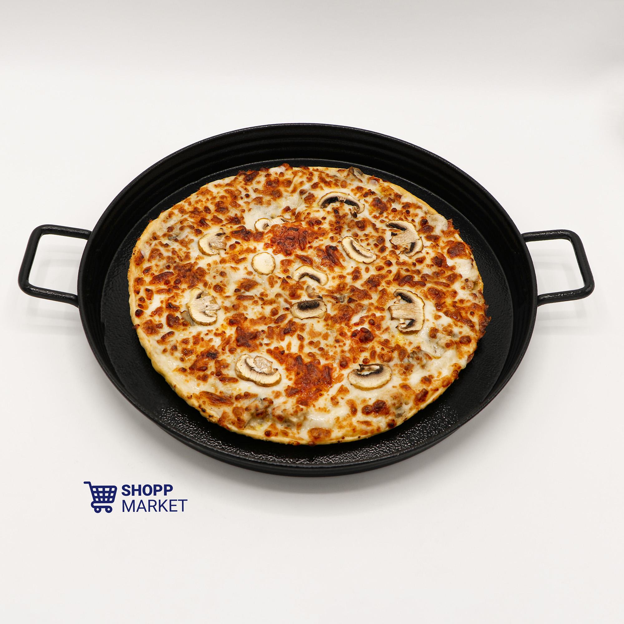 پیتزا آلفردو متوسط
