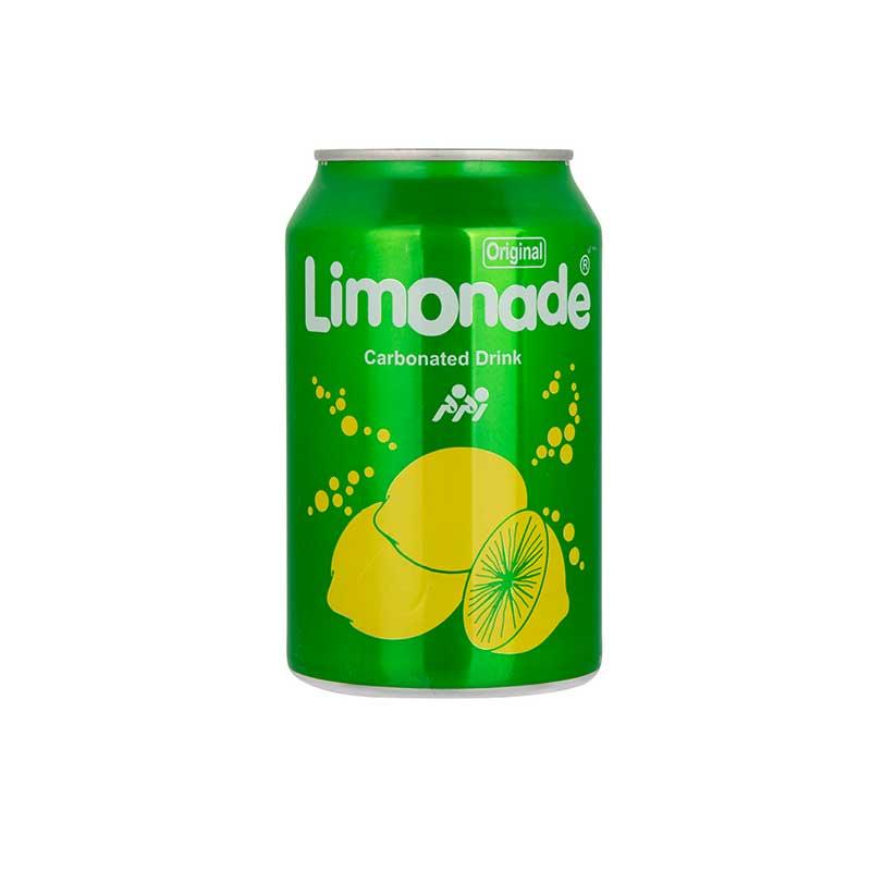 لیموناد قوطی