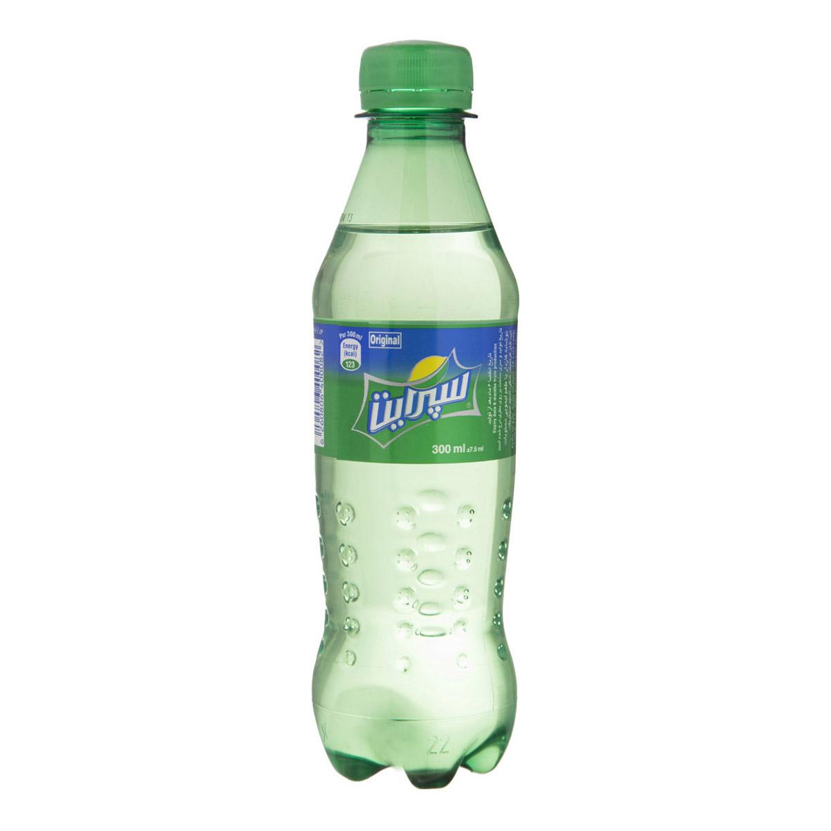 نوشابه بطری اسپرایت