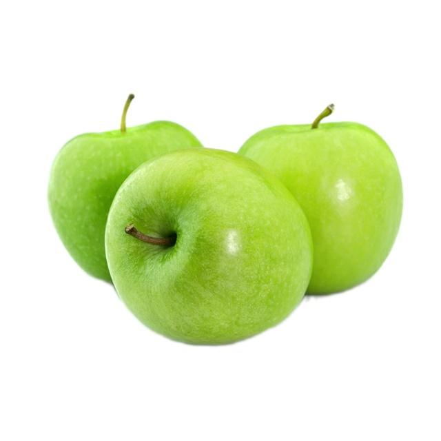 سیب سبز نیم کیلو