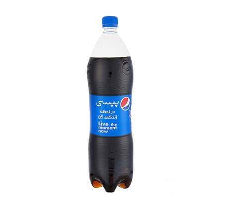 نوشابه گازدار با طعم کولا 1500 میلی لیتری پپسی