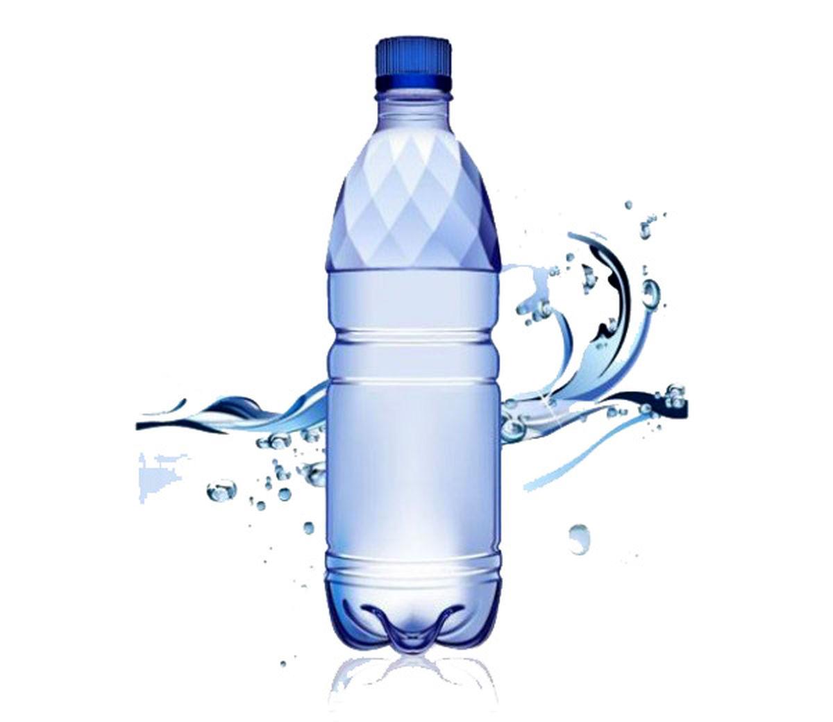 آب معدنی کوچک