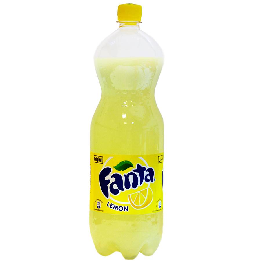 نوشابه خانواده فانتا لیمویی