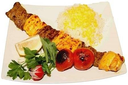 چلوکباب بختیاری