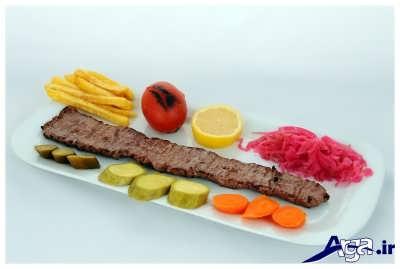 خوراک کباب سلطانی