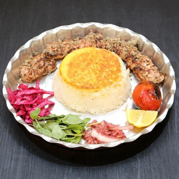 مزه کباب سعادت آباد