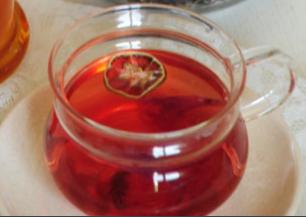 گل گاو زبان+لیمو عمانی