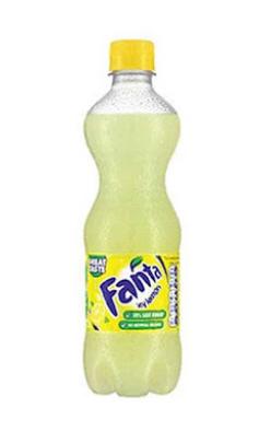 نوشابه بطری فانتا