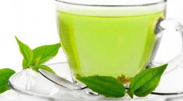 چای سبز و نارنگی