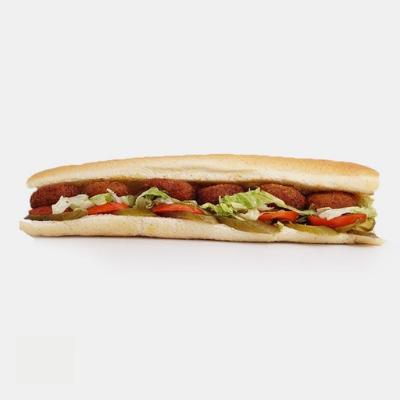 ساندویچ فلافل